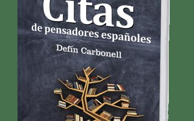 El GuíaBurros:Las mejores citas, de Delfín Carbonell, ¡ya disponible!